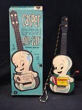 1959 Mattel Casper The Friendly Ghost Ge-Tar W/ Box