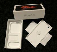 iPhone 6S EU Box in Perfect Condition / Space Gray / Boite EU en Parfait état
