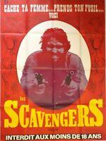 Plakat Kino Les Scavengers - 120 X 160 CM