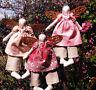 PATTERN - Linen Angel - sweet doll PATTERN - includes wings - Rosalie Quinlan