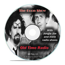 The Goon Show, 954 Old Time Radio Shows, Comedy, British OTR mp3 DVD G33