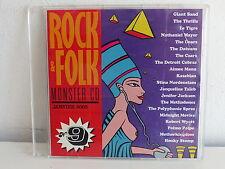 CD Sampler ROCK & FOLK 9 DATSUNS / LE TIGRE / KASABIAN ..