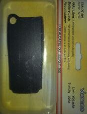 TBA OT 506 Vivanco ° Batterie LiIon pour Alcatel o.t.500/o.t.700 secours 220 H 600 mAh