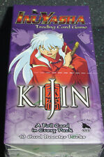 Inuyasha Kijin Tcg 12 Pack Box Factory Sealed Collectible Anime First Edition