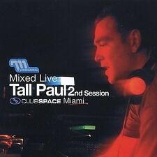 Mixed Live: 2nd Session Clubspace Miami (with Bonus DVD in 5.1 Surround Sound)..