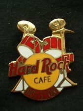 HRC Hard Rock Cafe Houston Red Drum Set XL Fotos