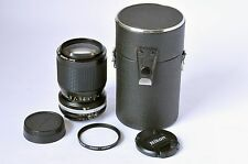 MINT NIKON ZOOM-NIKKOR AIS 35-105mm 1:3.5-4.5 ZOOM LENS WITH CASE ONE OWNER