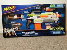 Nerf N-Strike Modulus System ECS-10 Motorized Blaster Gun. New and sealed