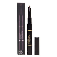 Smashbox Brow Tech To Go Brown Eyebrow Pencil, Gel & Brush Brunette