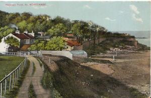 Lancashire Postcard - Heysham Point - Near Morecambe  - Ref TZ6139