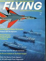 Flying Magazine June 1961 Bell's High-Altitude Helicopter EX No ML 120716jhe