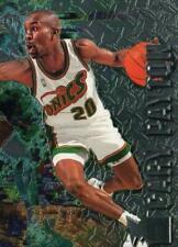 1996-97 FLEER METAL Gary Payton Basketball Card #94 - MINT & PERFECT