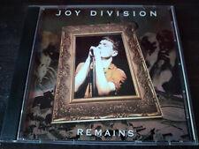 JOY DIVISION - Remains CD New Wave / Post Punk