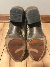 corral Vintage womens cowboy boots size 8