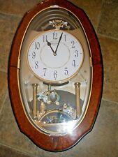 Rhythm Cinderella Clocks Musical Clock 4MH746 Tested & works perfect