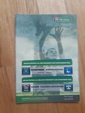 GAA Intermediate and junior club football finals 2012