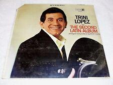 "Trini Lopez ""The Second Latin Album"" 1966 Latin LP, SEALED/ MINT!, Don Costa"