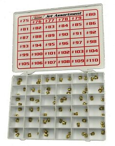 Quick Fuel Technology 36-236QFT Carburetor Main Jet Assortment