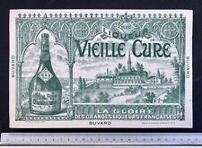 Buvard Liqueur Vieille Cure / Blotter