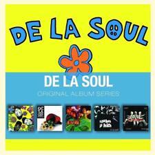 De La Soul - Original Album Series 5 CD Set 2012 Warner