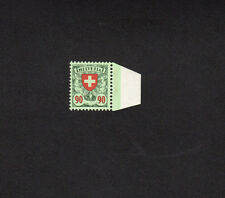 Switzerland SCOTT# 200a Helvetia Swiss VF With Grilled Gum MH Single Stamp