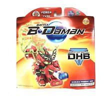 Battle B Daman Hasbro Samurai Phoenix DHB Direct Hit Battle NIB D-50 Zero System