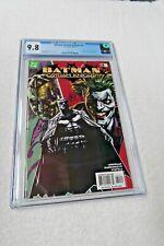 Batman: Gotham Knights #51 CGC 9.8 Riddler Joker Hush Appearances, New Slab