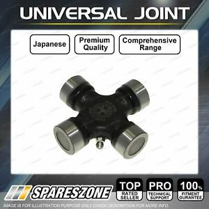 1 x Front Universal Joint for Mazda BT-50 4WD 2006-2010 Premium Quality