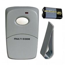 Linear 3089 Multi-Code Remote MCS308911 308911 Transmitter Garage Gate Opener
