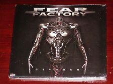 Fear Factory: Genexus - Deluxe Limited Edition CD 2015 Bonus Tracks Digipak NEW