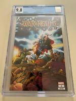 War of the Realms 1 1:200 Simonson Hidden Gem Variant CGC 9.8!