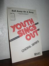 Choral Music: Sail Away on a Song Kupferschmid/Althouse (2-Part Treble)-Leonard