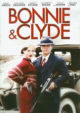 Bonnie and Clyde DVD 2013 Emile Hirsch 2 Disc