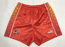 1.FC Koln 1997/1998 Cologne PUMA Away Football Shorts Mens Size 2XS Soccer Pants