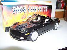 IAJBBSC Black 2008 Corvette  Decanter MIB Only 50 Made