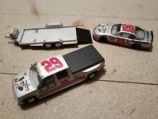ACTION 1:24 CHEVROLET MONTE CARLO RACING STOCK CAR, TRUCK & TRAILER HARWICK~GC