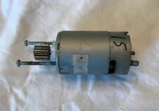 Power Wheels Motor 15 Teeth 15T Fits 15 Tooth Gearbox