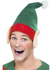 ELFES chapeau père Noël Little Helper de lutin avec oreilles Déguisement
