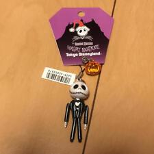 Haunted Mansion Holiday Nightmare Jack cellphone strap Tokyo Disney Land TDR