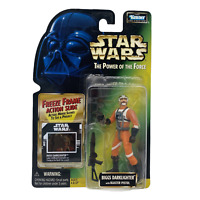 Star Wars The Power of the Force Biggs Darklighter with Blaster Pistol
