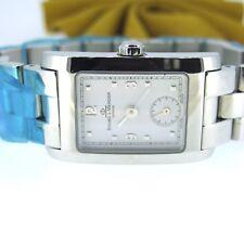 Baume & Mercier Hampton Quartz MV045139 Steel Ladies Bracelet Watch 20 MM