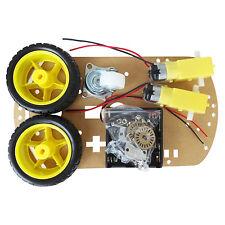 Battery Box WST motore intelligente robot auto telaio Kit velocità dell'en X1U6