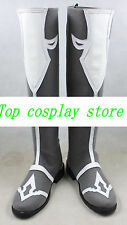 Final Fantasy Xiv 14 White Mage cos Cosplay Shoes Boots shoe boot #Jz600 long