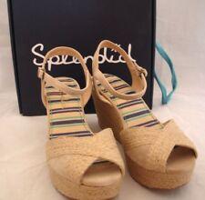 Splendid Wedge US Sandalos & Flip Flops 10 Donna US Wedge scarpe Size for sale 327fe7