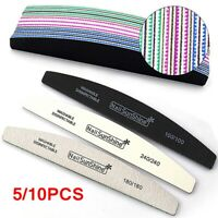 Beauty Tools Pedicure Double Sided Sanding Buffer Manicure Nail Care Nail Files