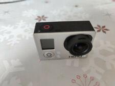Cámara GoPro Hero 3 + Todos los accesorios + Tarjeta 16 gb Clase 10