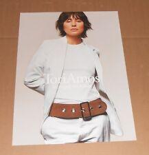 Tori Amos Strange Little Girls Promo Original Double-Sided Poster Mint 18 x 24