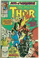 THOR#412 VF 1989 FIRST NEW WARRIORS MARVEL COMICS