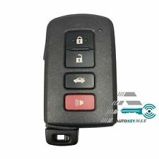 New Keyless Entry Remote Key Fob Shell Case for Toyota 2012 2013 2014 2015 Camry