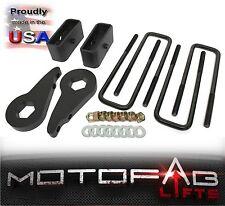 """99-06 K1500 Silverado Sierra 3"""" Front 2"""" Rear Leveling lift Kit Torsion Keys 4WD"""